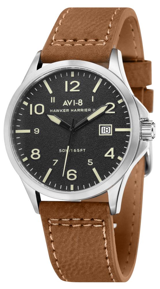 AVI-8 AV-4019-06 - zegarek męski