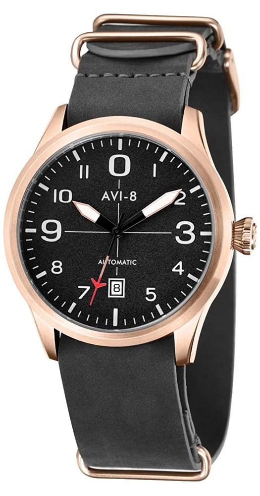 AVI-8 AV-4021-04 - zegarek męski