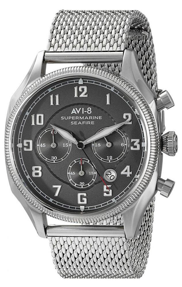 AVI-8 AV-4025-11 - zegarek męski