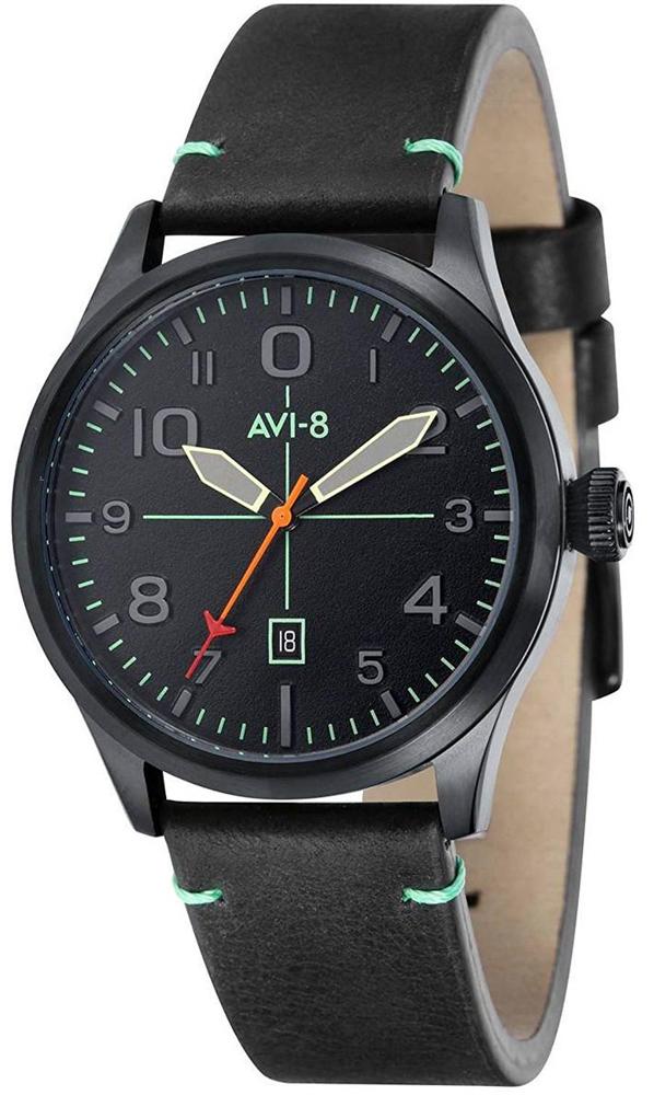 AVI-8 AV-4028-SET0B - zegarek męski