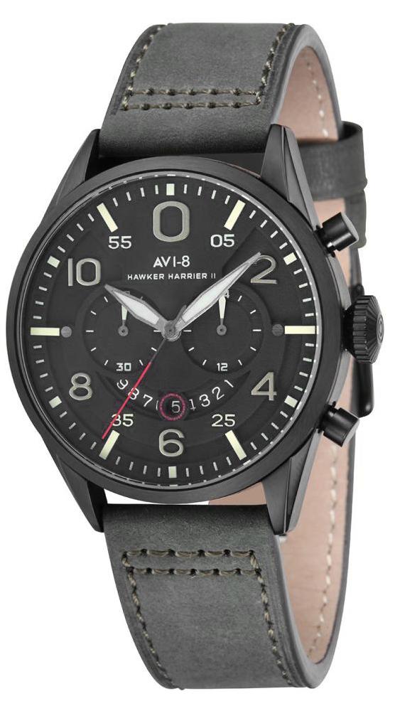 AVI-8 AV-4031-07 - zegarek męski