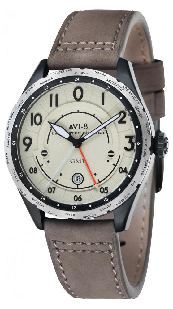 AVI-8 AV-4035-03 - zegarek męski