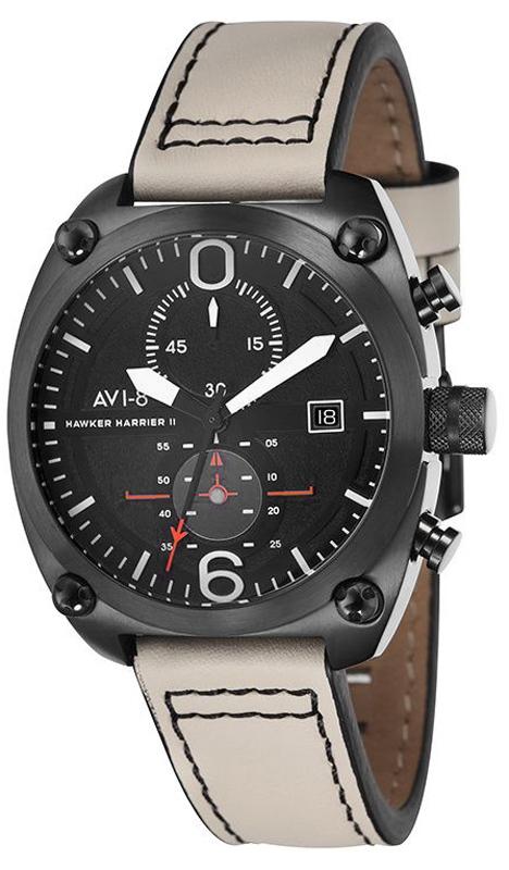 AVI-8 AV-4037-03 - zegarek męski