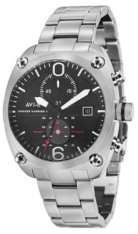 AVI-8 AV-4037-11 - zegarek męski