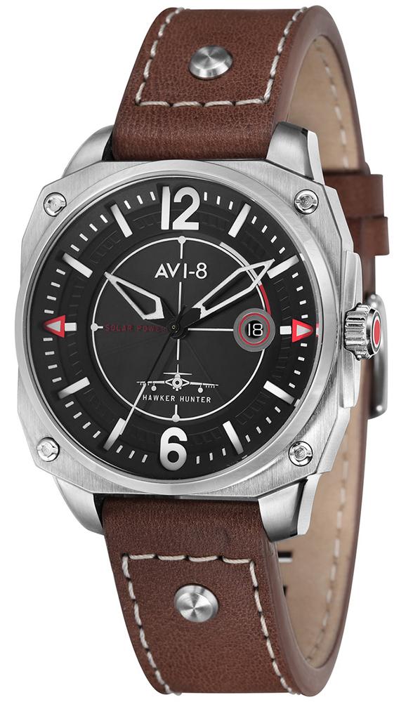 AVI-8 AV-4039-01 - zegarek męski