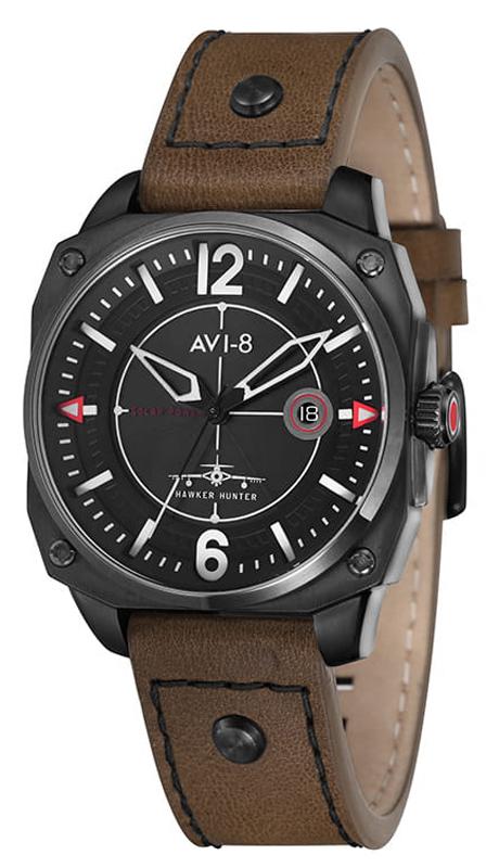 AVI-8 AV-4039-03 - zegarek męski