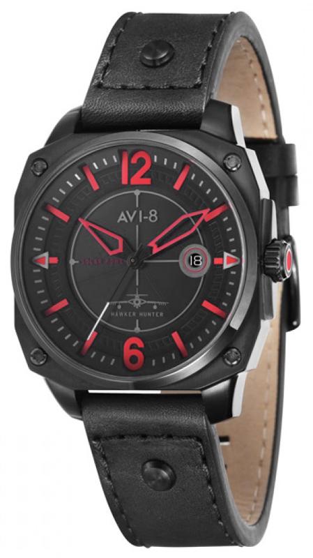 AVI-8 AV-4039-04 - zegarek męski