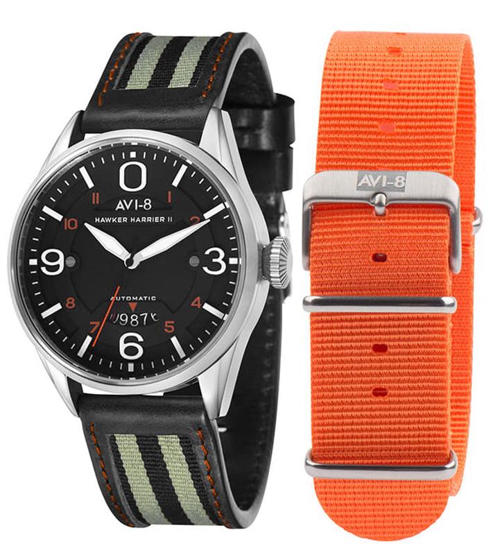 AVI-8 AV-4040-01 - zegarek męski