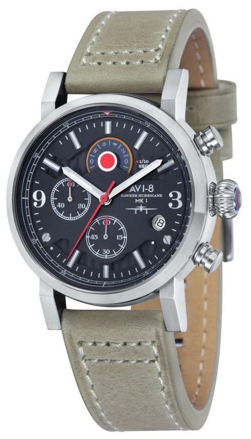 AVI-8 AV-4041-02 - zegarek męski