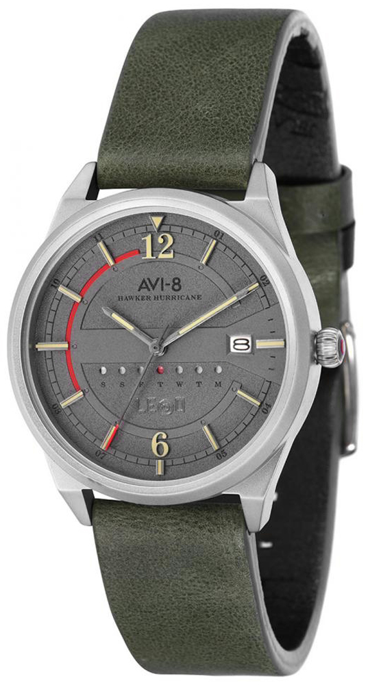 AVI-8 AV-4044-09 - zegarek męski
