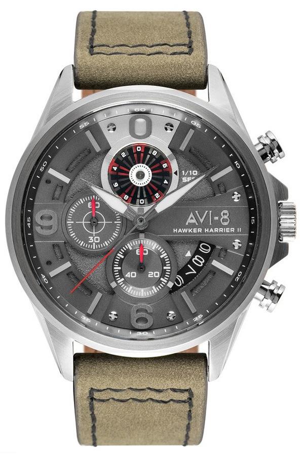 AVI-8 AV-4051-03 - zegarek męski
