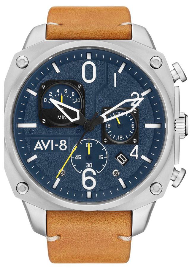 AVI-8 AV-4052-07 - zegarek męski