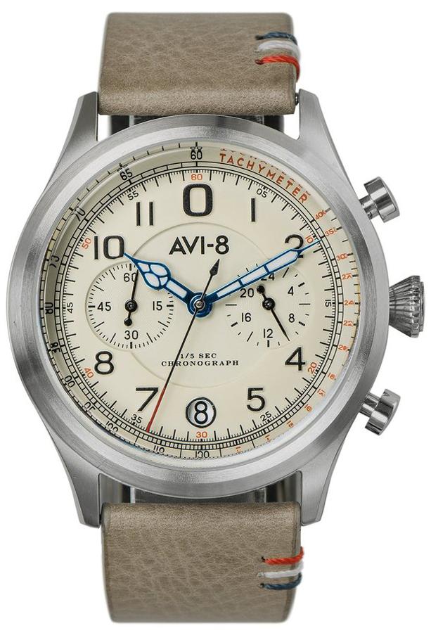 AVI-8 AV-4054-01 - zegarek męski