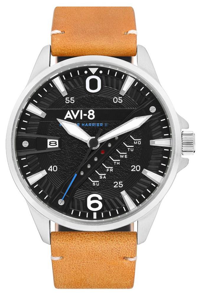 AVI-8 AV-4055-01 - zegarek męski