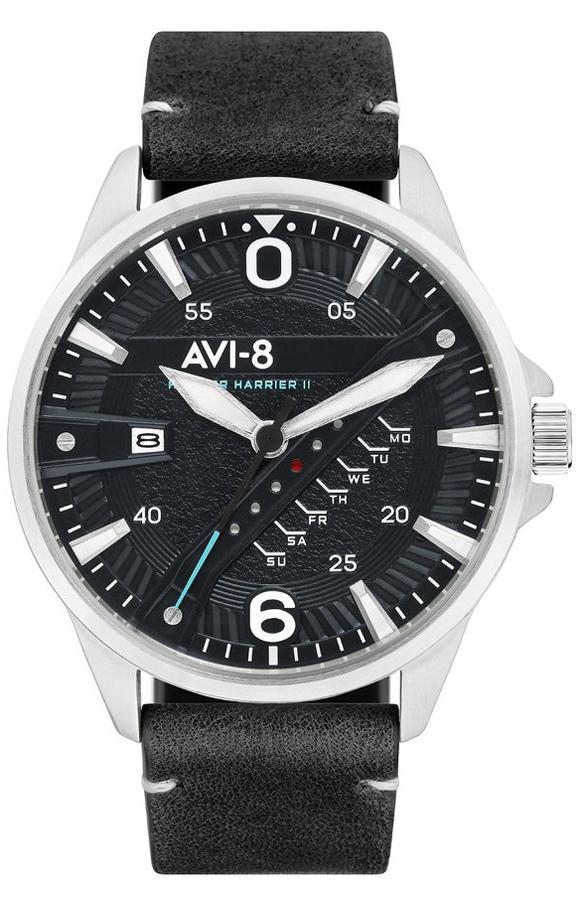 AVI-8 AV-4055-02 - zegarek męski