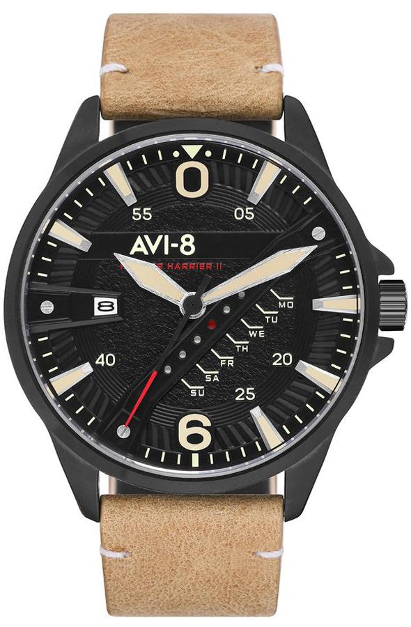 AVI-8 AV-4055-04 - zegarek męski