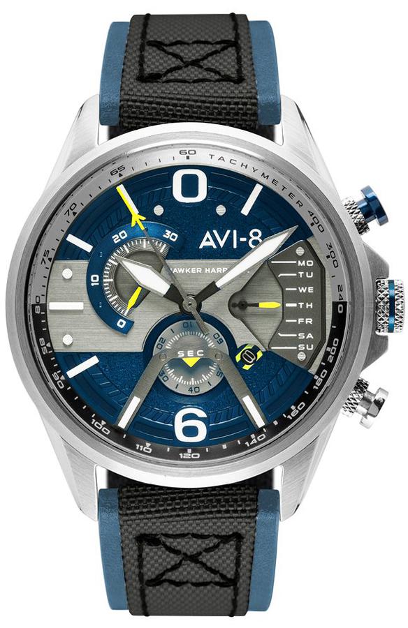 AVI-8 AV-4056-01 - zegarek męski