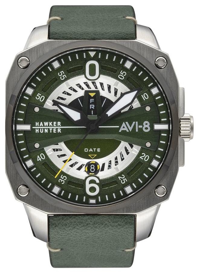 AVI-8 AV-4057-03 - zegarek męski