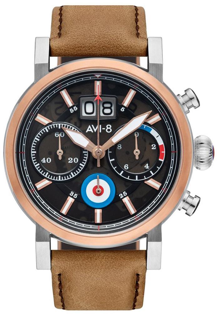 AVI-8 AV-4062-02 - zegarek męski