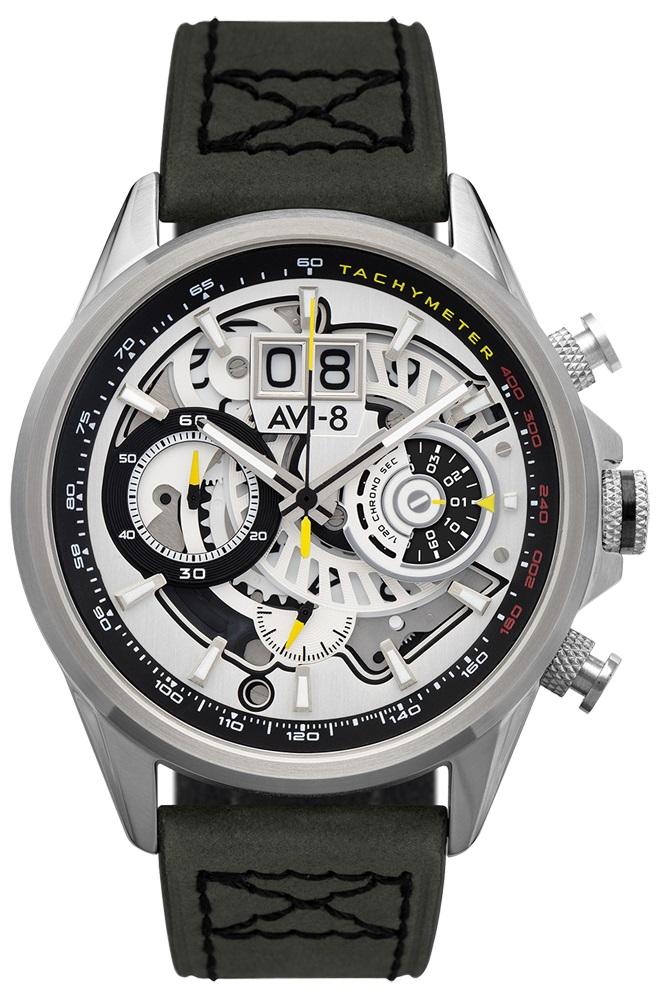 AVI-8 AV-4065-01 - zegarek męski