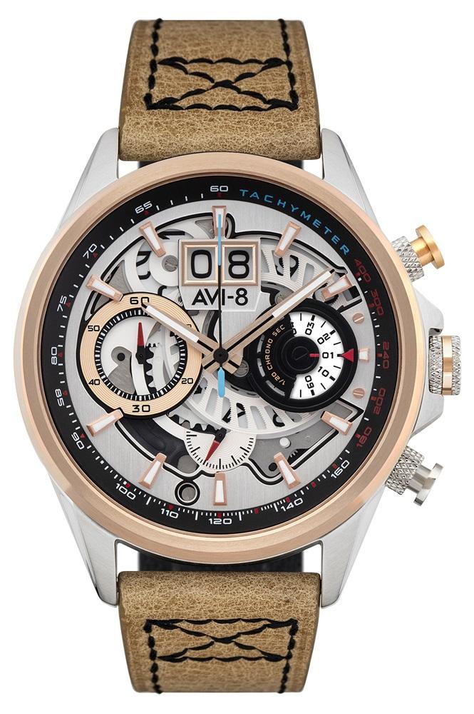 AVI-8 AV-4065-02 - zegarek męski