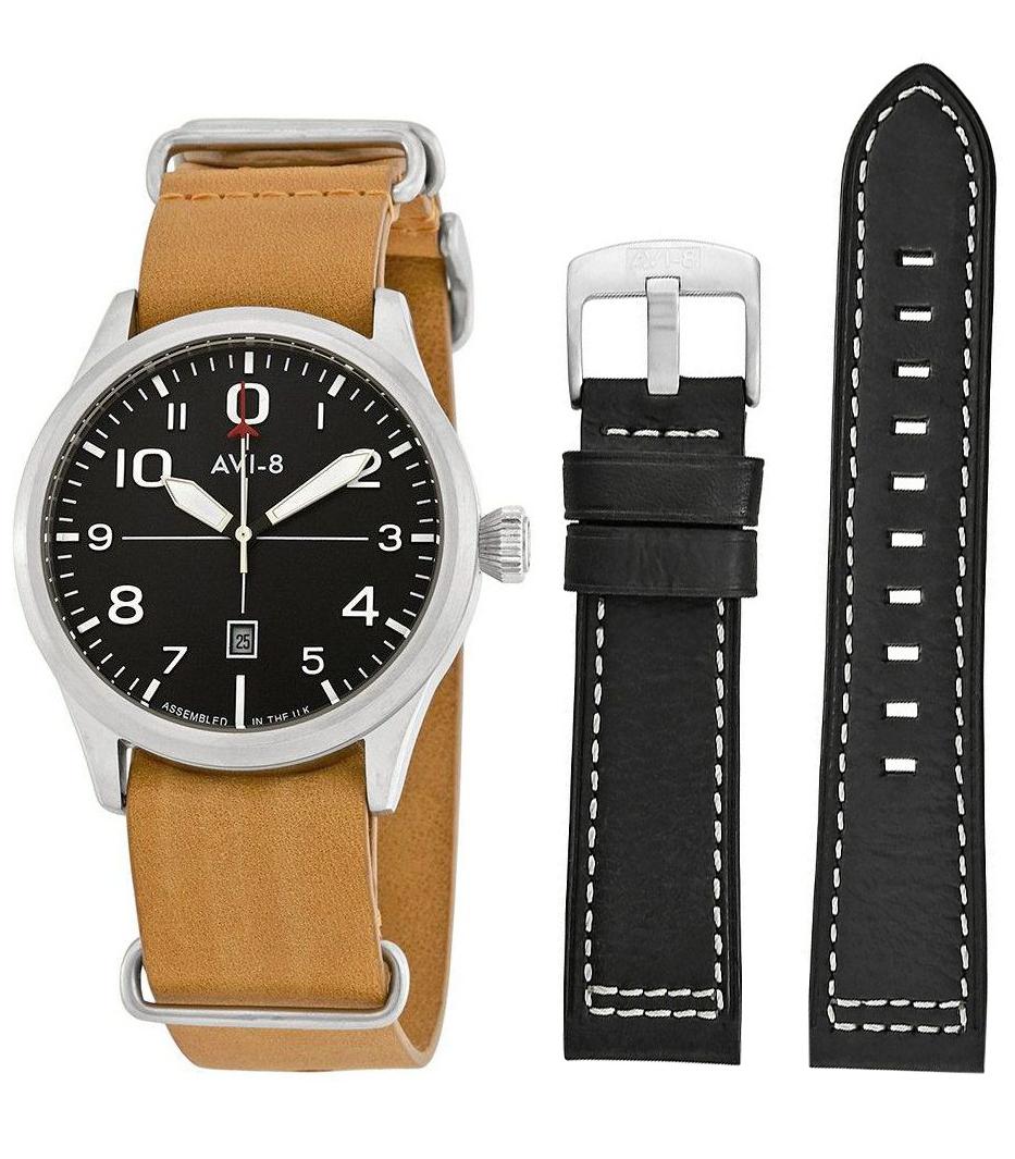 AVI-8 AV-ASET-09 - zegarek męski