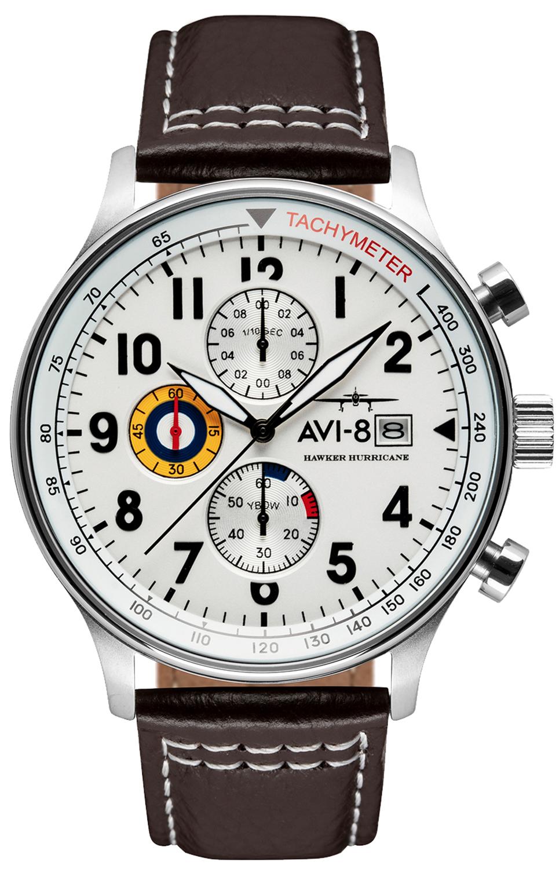 AVI-8 AV-4011-01 - zegarek męski