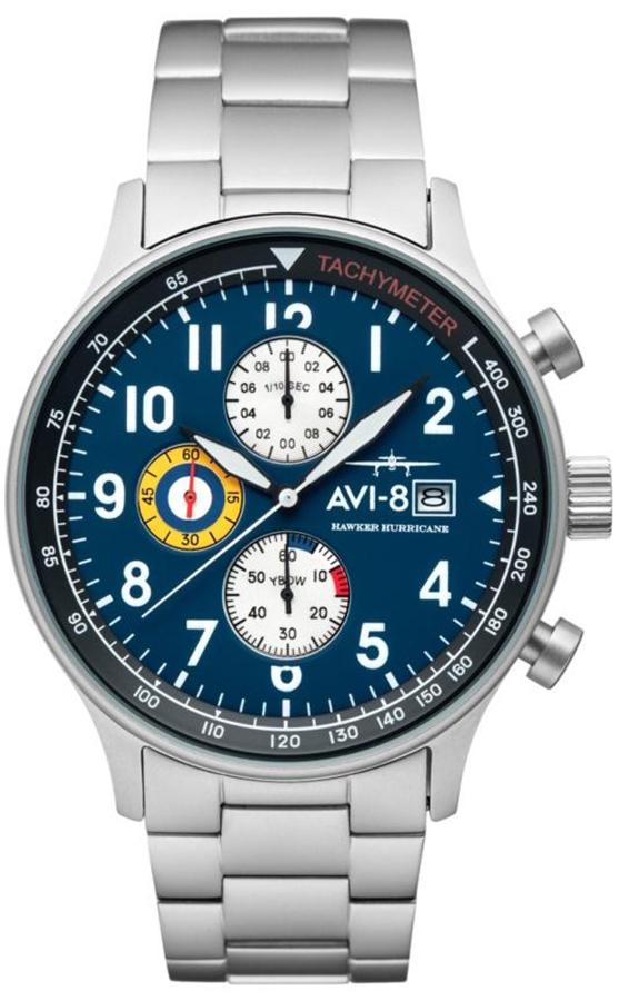 AVI-8 AV-4011-33 - zegarek męski