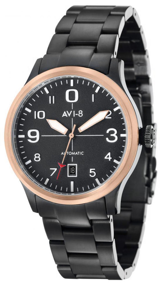 AVI-8 AV-4021-14 - zegarek męski