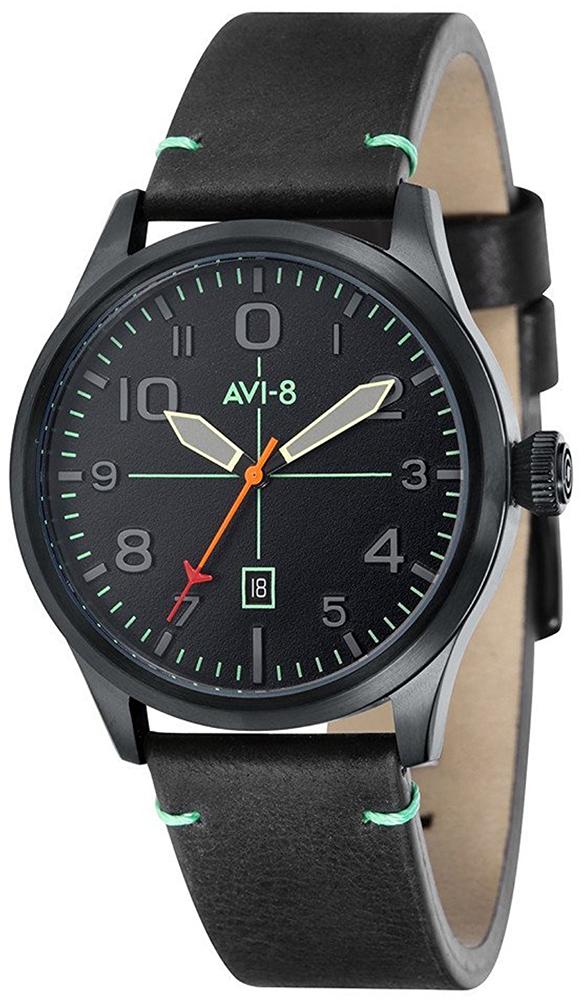 AVI-8 AV-4028-0B - zegarek męski