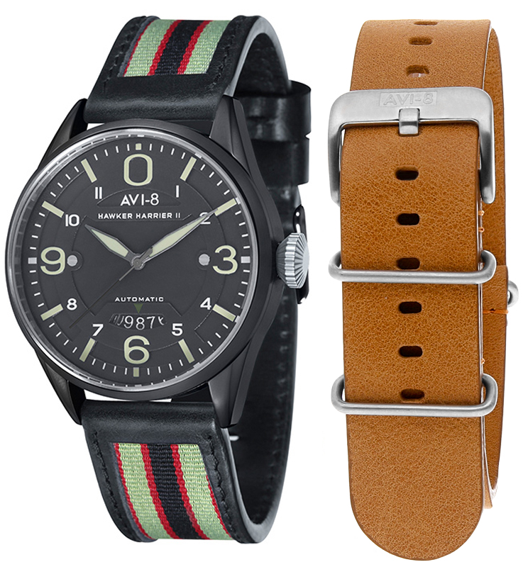 AVI-8 AV-4040-06 - zegarek męski