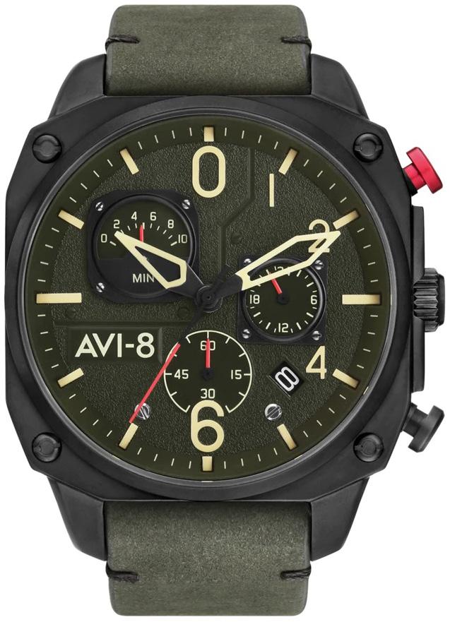 AVI-8 AV-4052-08 - zegarek męski
