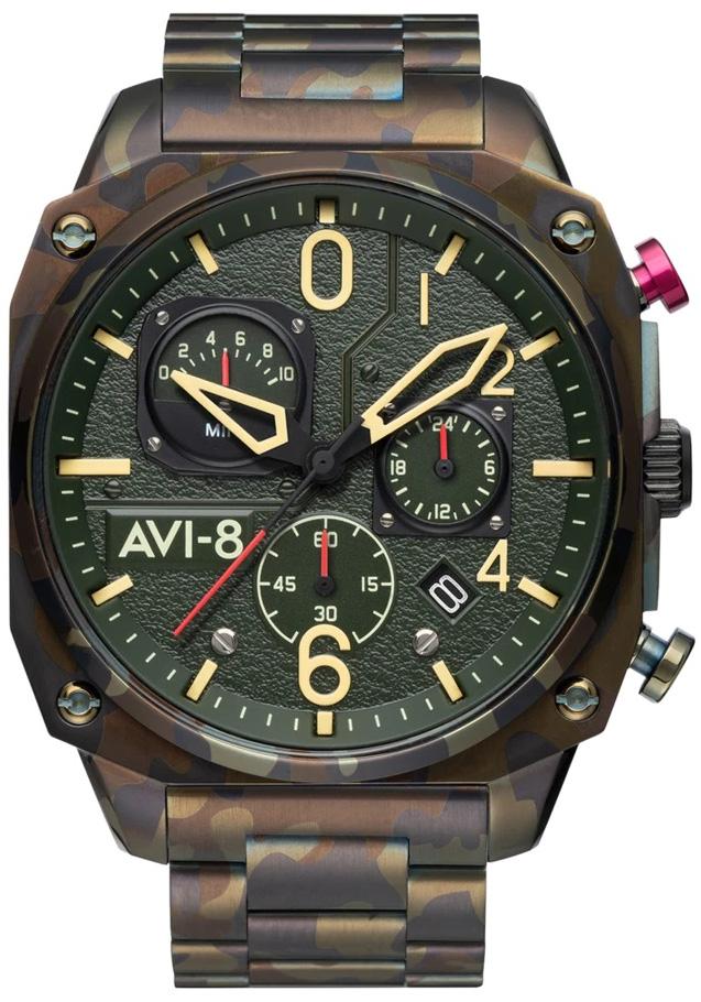 AVI-8 AV-4052-22 - zegarek męski