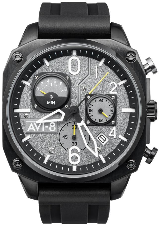 AVI-8 AV-4052-R1 - zegarek męski