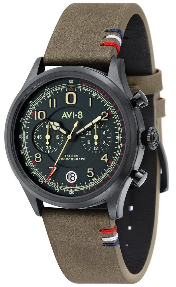 AVI-8 AV-4054-03 - zegarek męski