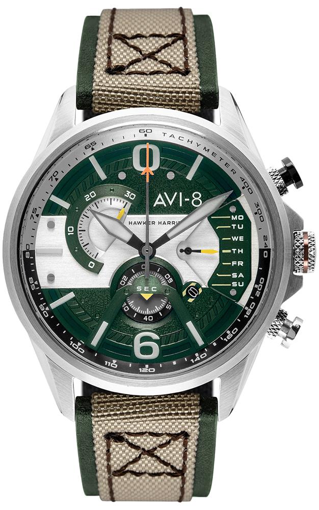 AVI-8 AV-4056-02 - zegarek męski