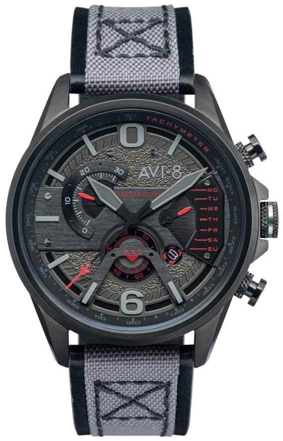AVI-8 AV-4056-05 - zegarek męski