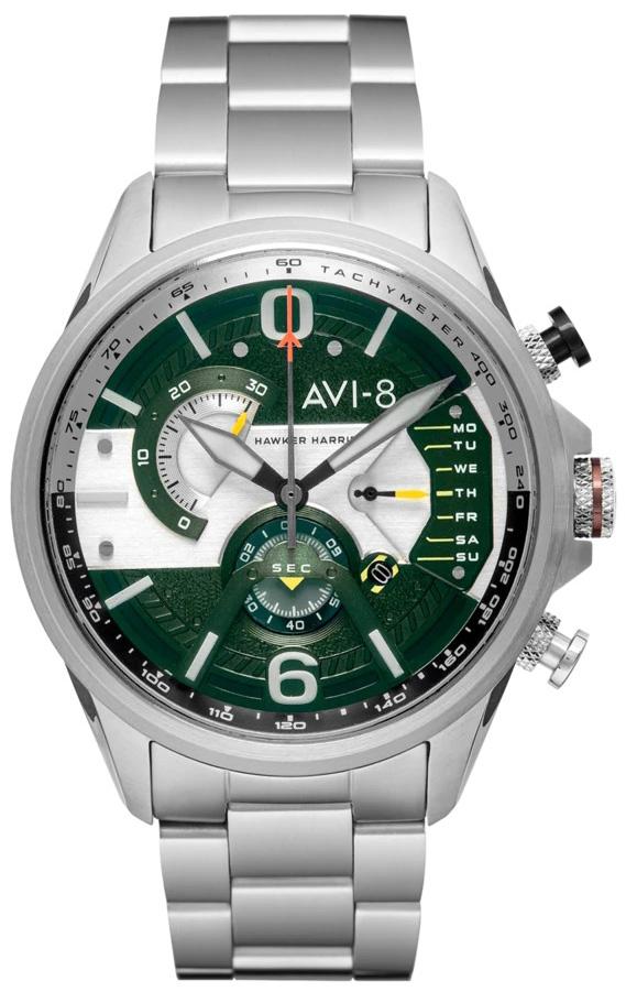 AVI-8 AV-4056-11 - zegarek męski