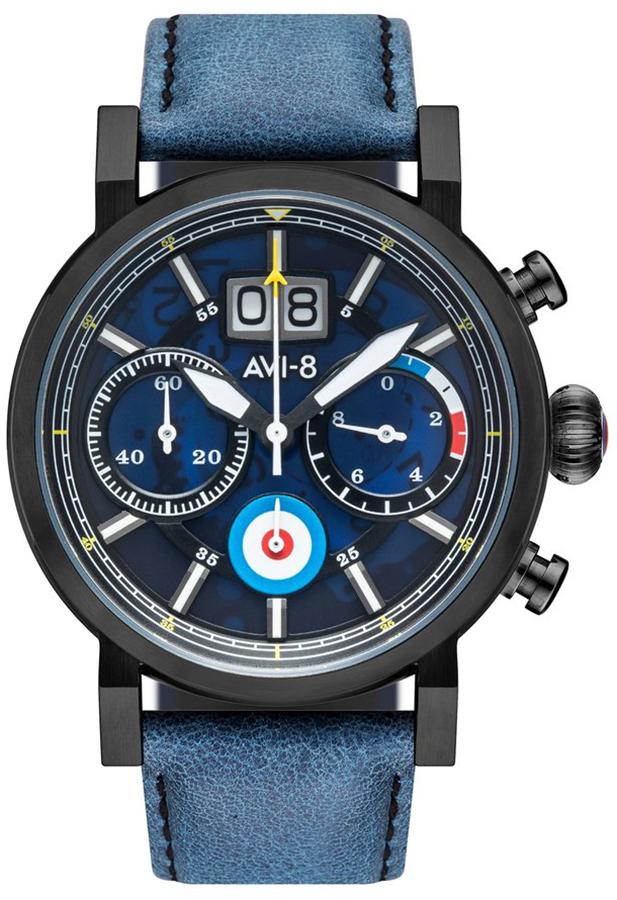 AVI-8 AV-4062-03 - zegarek męski