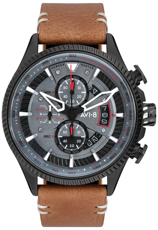 AVI-8 AV-4064-03 - zegarek męski