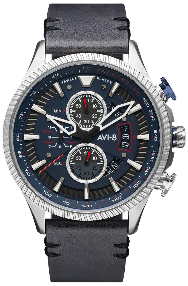 AVI-8 AV-4064-04 - zegarek męski
