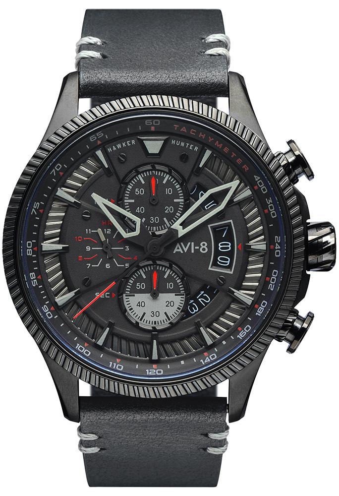 AVI-8 AV-4064-05 - zegarek męski