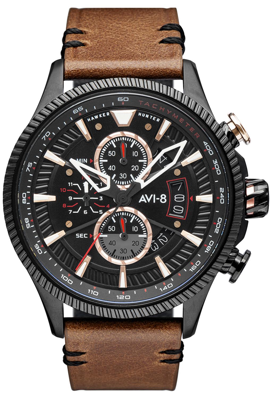 AVI-8 AV-4064-06 - zegarek męski