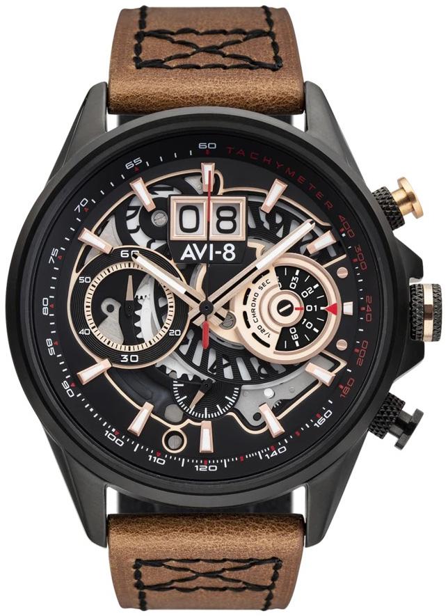 AVI-8 AV-4065-03 - zegarek męski