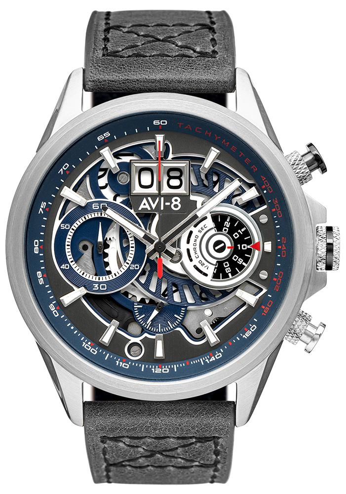 AVI-8 AV-4065-04 - zegarek męski