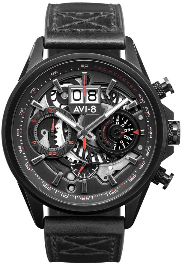 AVI-8 AV-4065-05 - zegarek męski