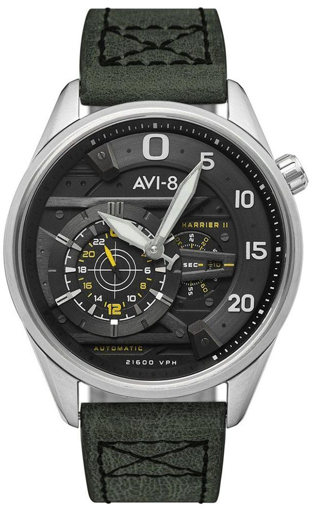 AVI-8 AV-4070-01 - zegarek męski