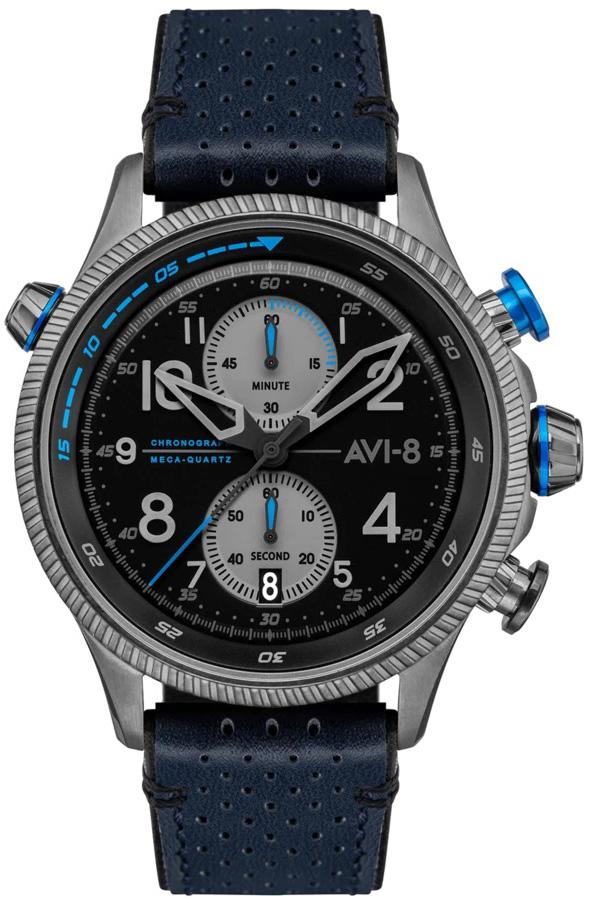 AVI-8 AV-4080-02 - zegarek męski