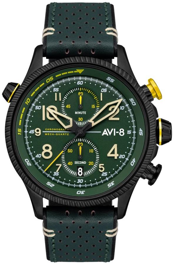 AVI-8 AV-4080-03 - zegarek męski