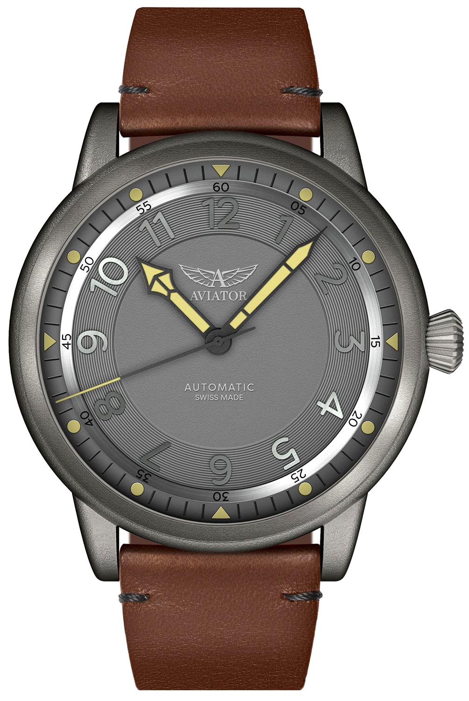 Aviator V.3.31.7.229.4 - zegarek męski